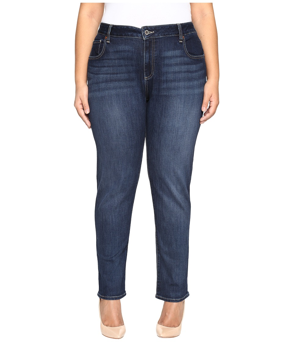 Lucky Brand - Plus Size Ginger Skinny in Barrier (Barrier) Women's Jeans