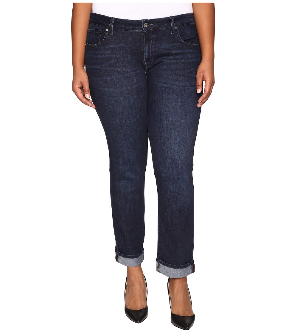 Lucky Brand - Plus Size Ginger Straight in Serpantine (Serpantine) Women's Jeans