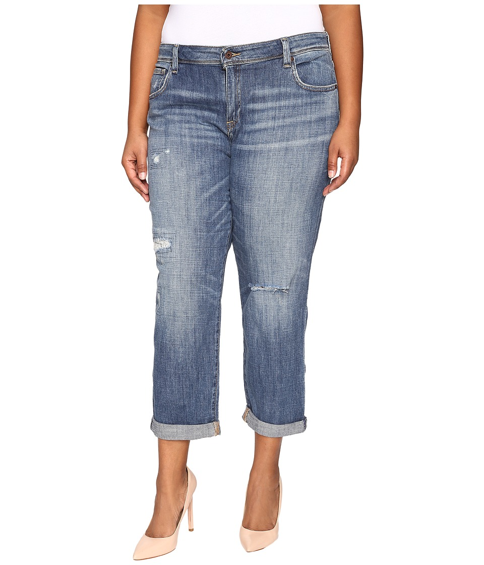 Lucky Brand - Plus Size Reese Boyfriend in Northridge Park (Northridge Park) Women's Jeans