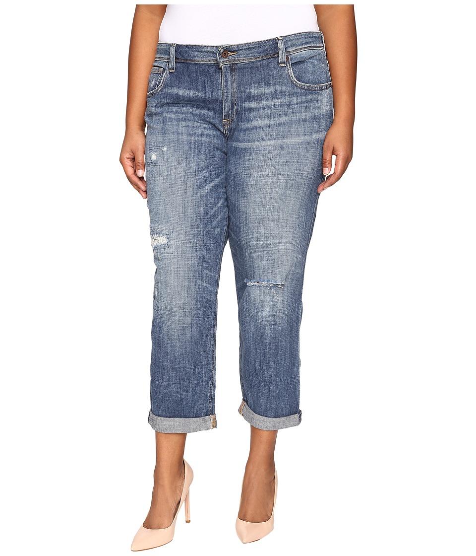 Lucky Brand - Plus Size Reese Boyfriend in Northridge Park (Northridge Park) Women's Jeans