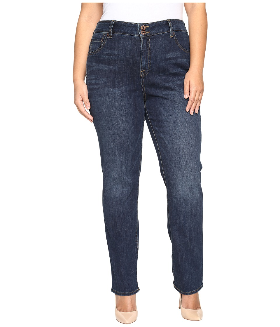 Lucky Brand - Plus Size Emma Straight in Goleta (Goleta) Women's Jeans