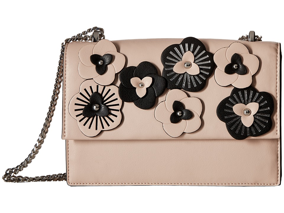 Ivanka Trump - Mara Cocktail Bag (Blush Floral Applique) Bags