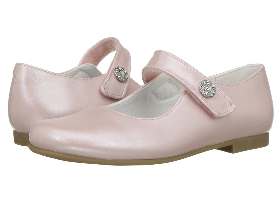 Rachel Kids - Jackie (Little Kid) (Pink Pearlized) Girls Shoes