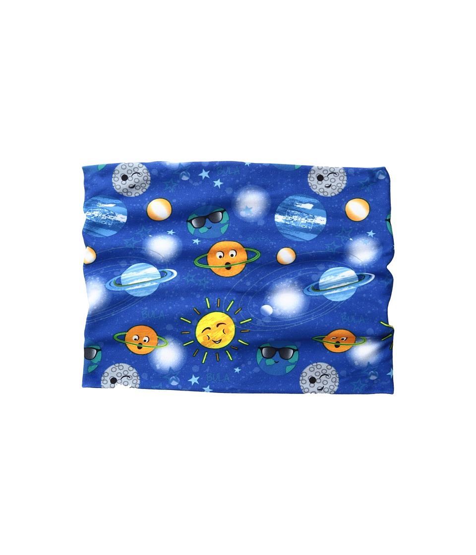 BULA - Kids Prodigy Printed Neck Gator (Big Kid) (Planet) Scarves