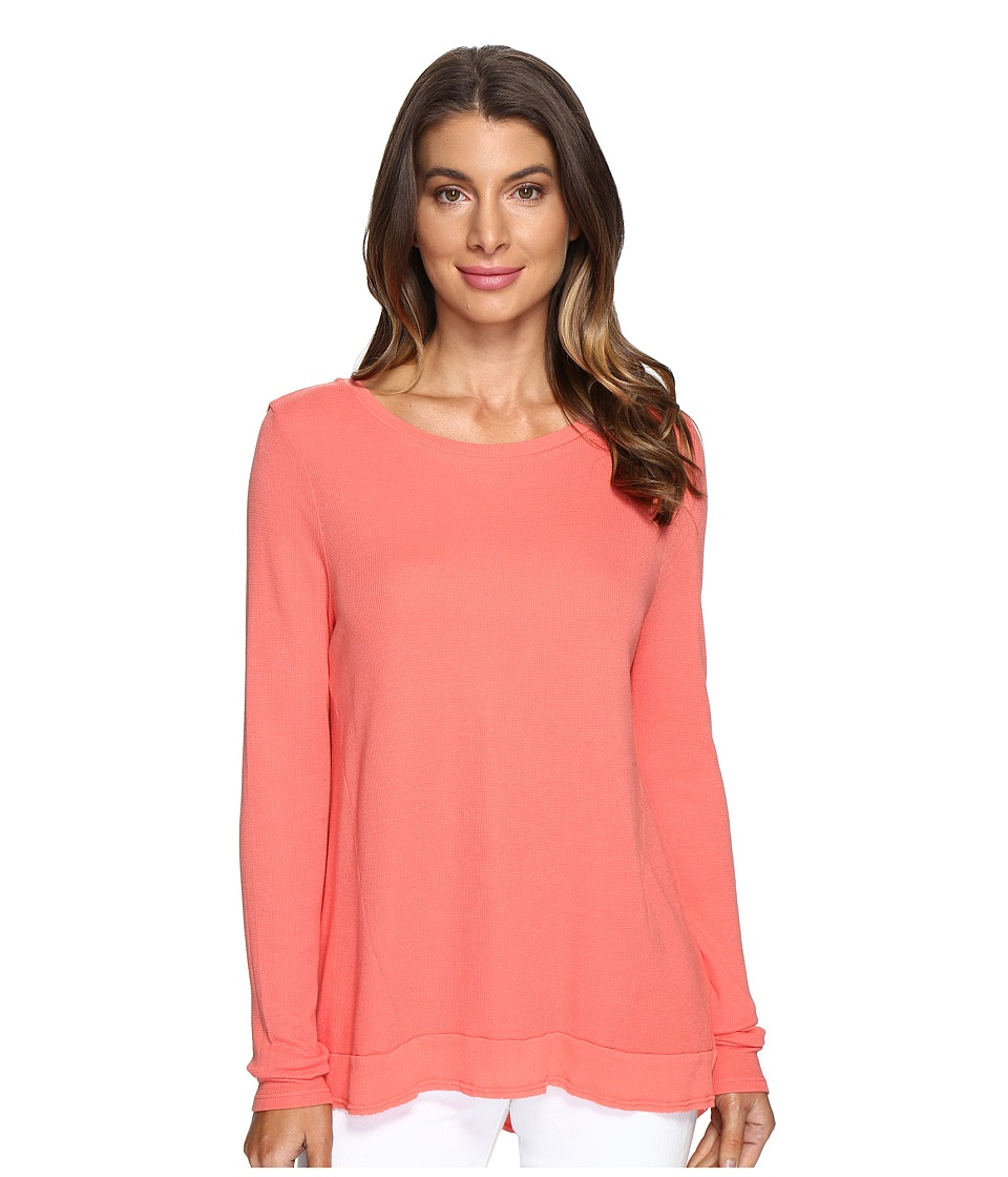 LAmade - Austin Crew Neck (Spiced Coral) Women's Long Sleeve Pullover