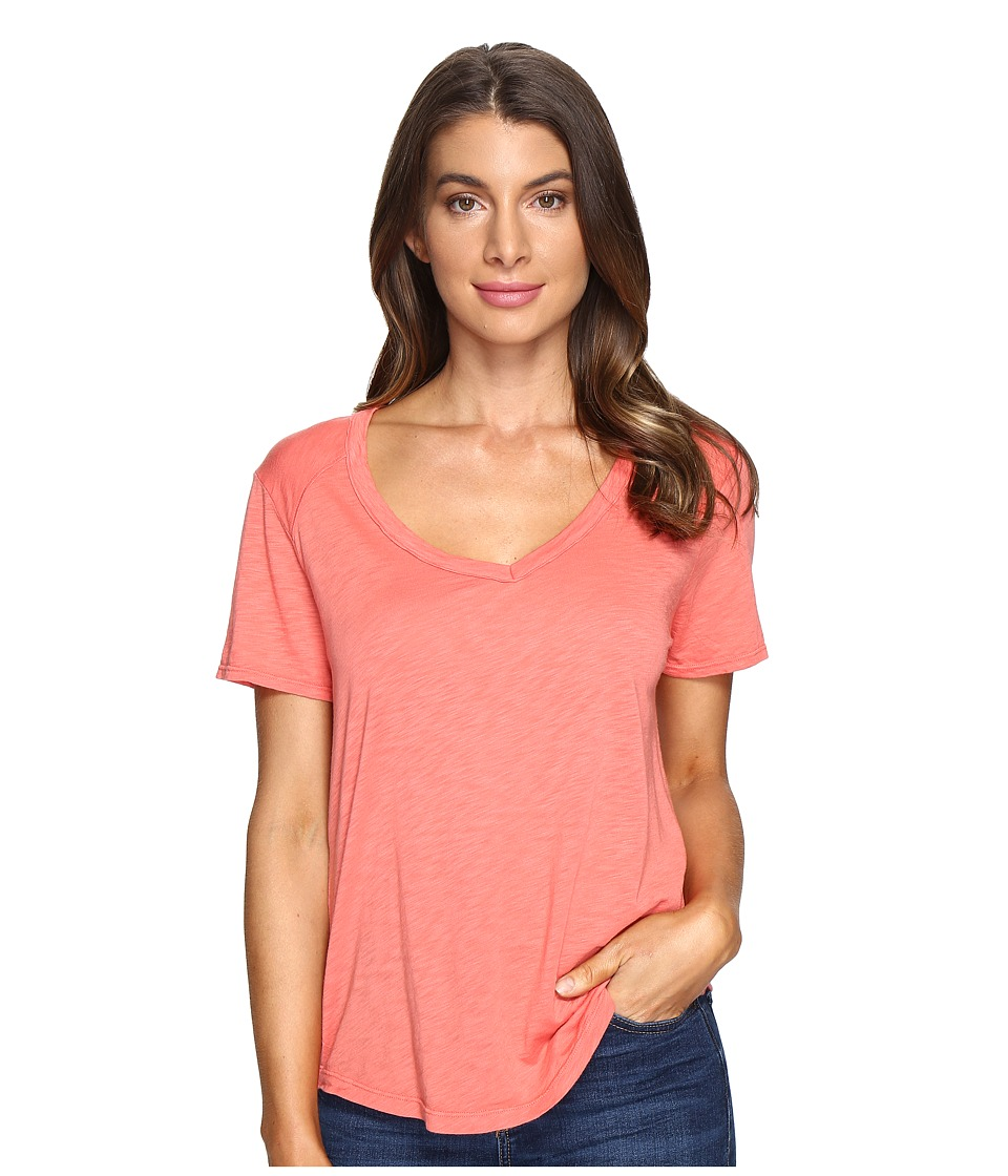 LAmade - Vintage Tee (Spiced Coral) Women's T Shirt