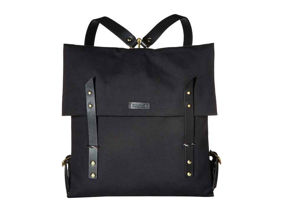 Miansai - Santon Backpack (Black/Black) Backpack Bags
