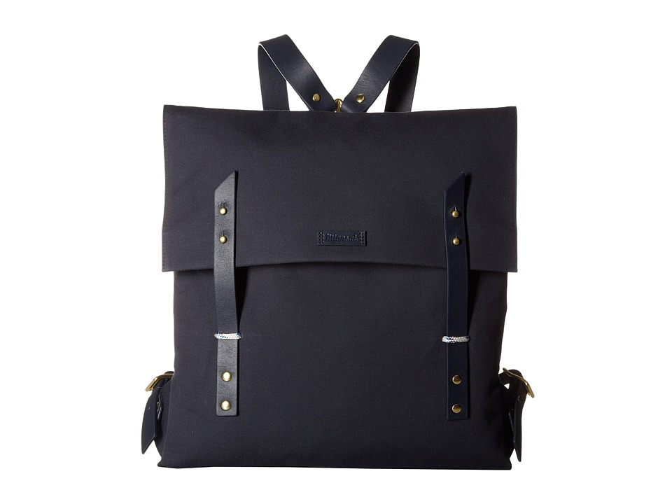Miansai - Santon Backpack (Navy/Navy) Backpack Bags