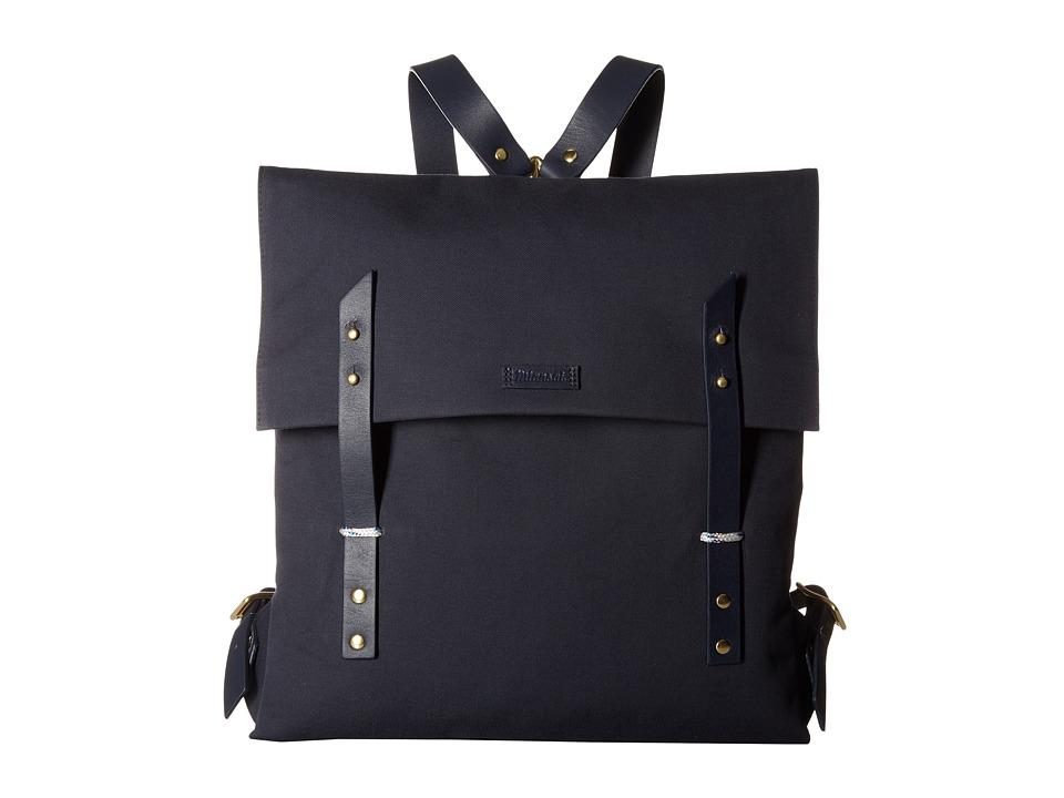 Miansai - Santon Backpack (Navy/Navy) Backpack Bags