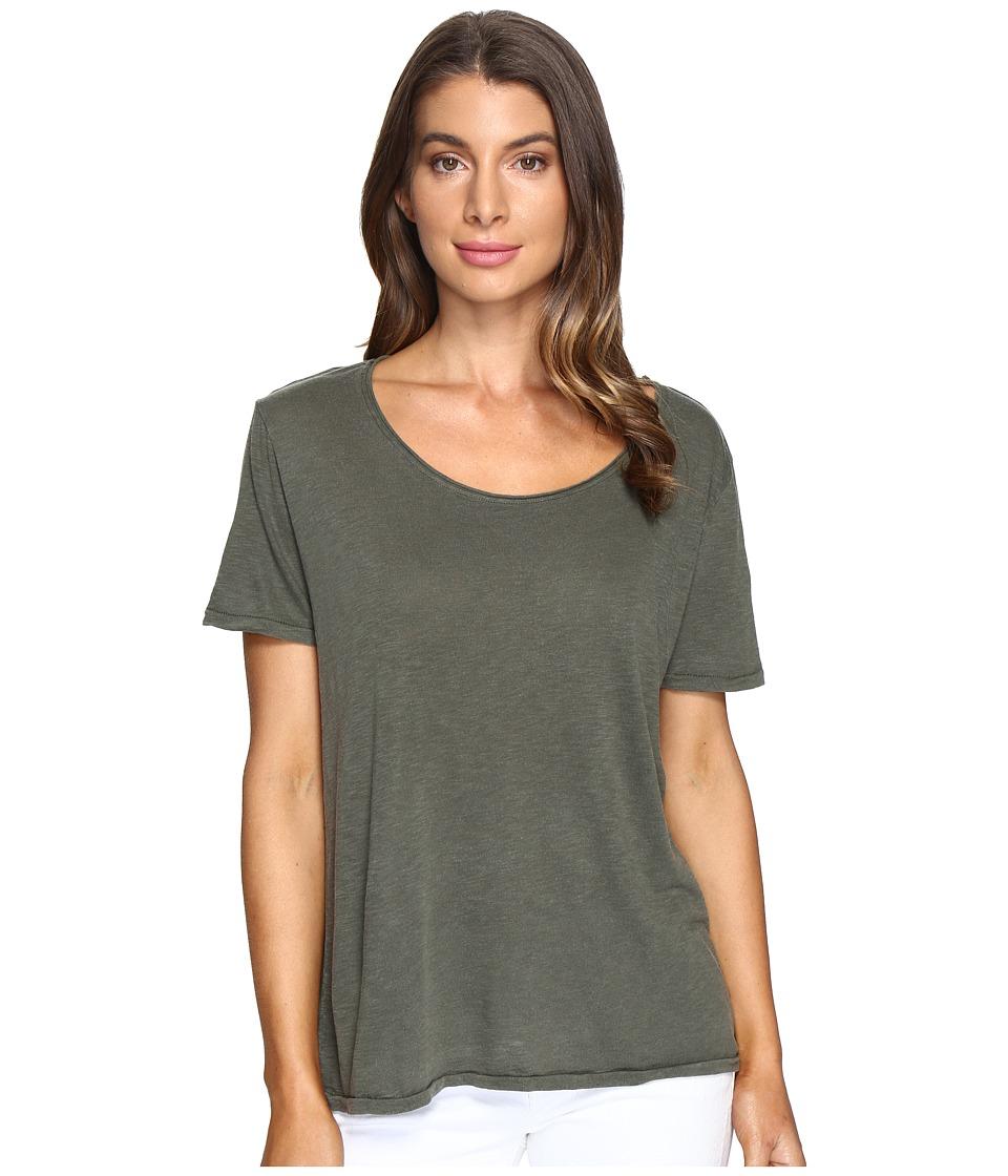 LAmade - Otis Tee (Olive Night) Women's T Shirt