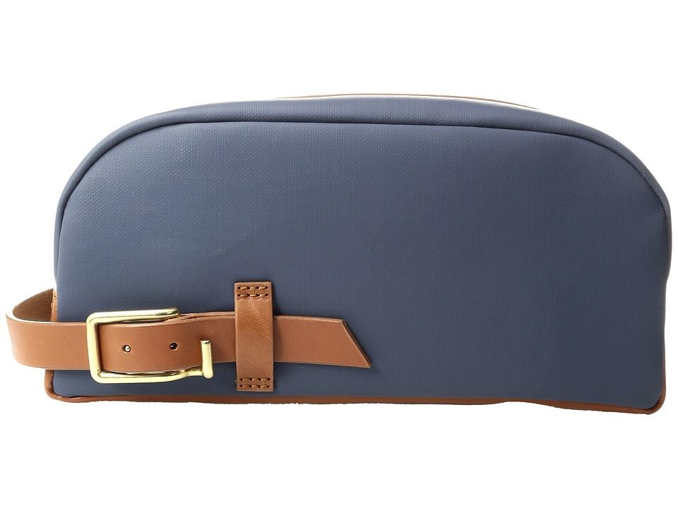 Miansai - Lido Dopp Kit (Navy/Cognac) Bags