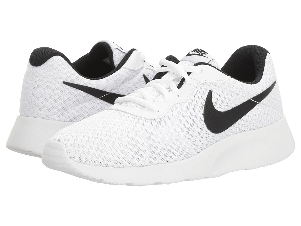 Nike - Tanjun (White/Black) Women's Running Shoes