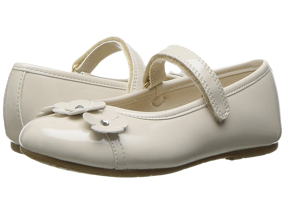 Rachel Kids - Lil Melody (Toddler) (Bone Patent) Girl's Shoes