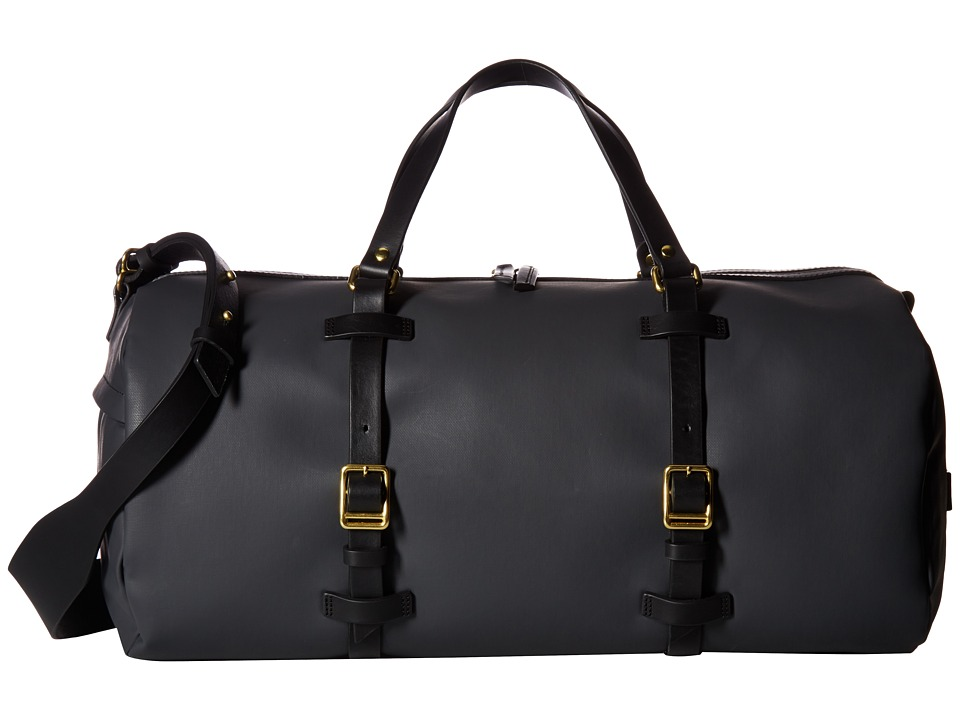 Miansai Duval Duffel (Black/Black) Duffel Bags