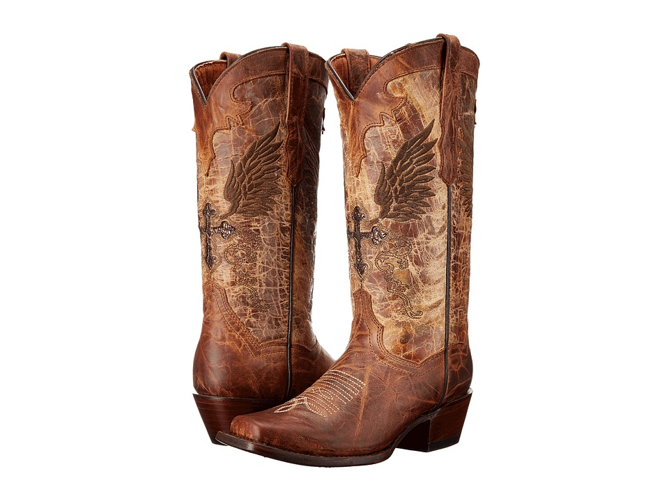 VOLATILE - Grandest (Brown) Women's Pull-on Boots