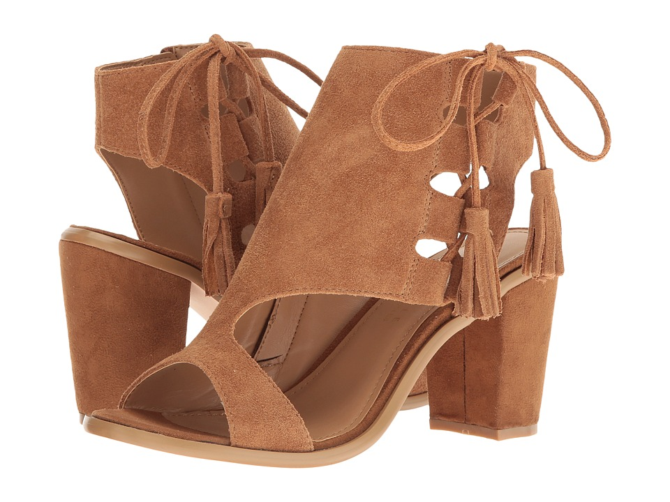 VOLATILE - Fastlane (Camel) High Heels