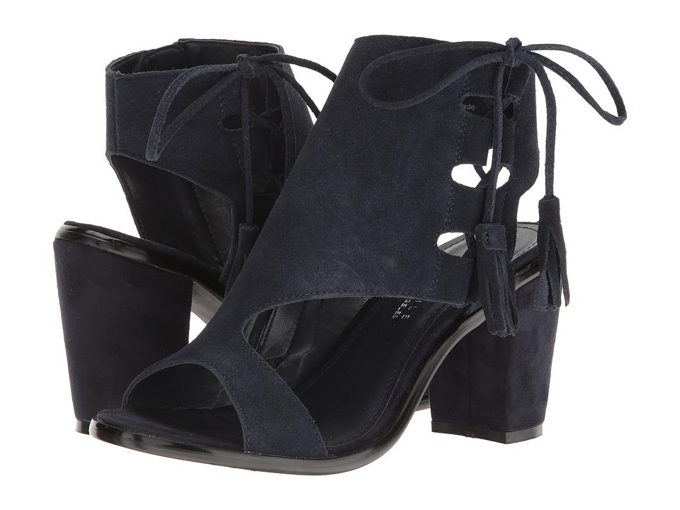 VOLATILE - Fastlane (Navy) High Heels