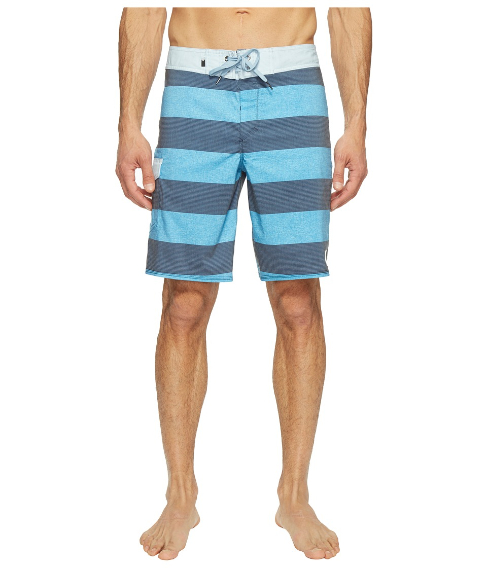 Quiksilver - Everyday Brigg Vee 20 Boardshorts (Imperial Blue) Men's Swimwear