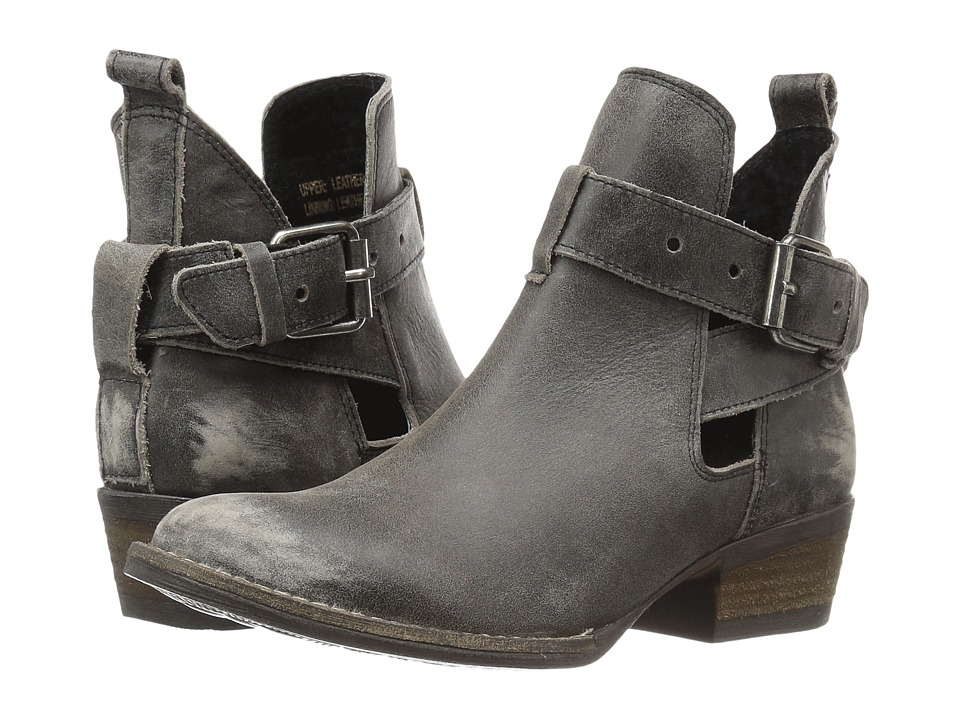 VOLATILE - Fiery (Charcoal) Women's Pull-on Boots