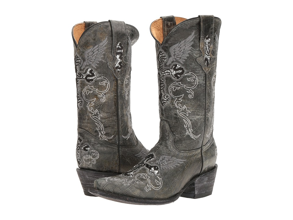 VOLATILE - Rocker (Grey) Women's Pull-on Boots