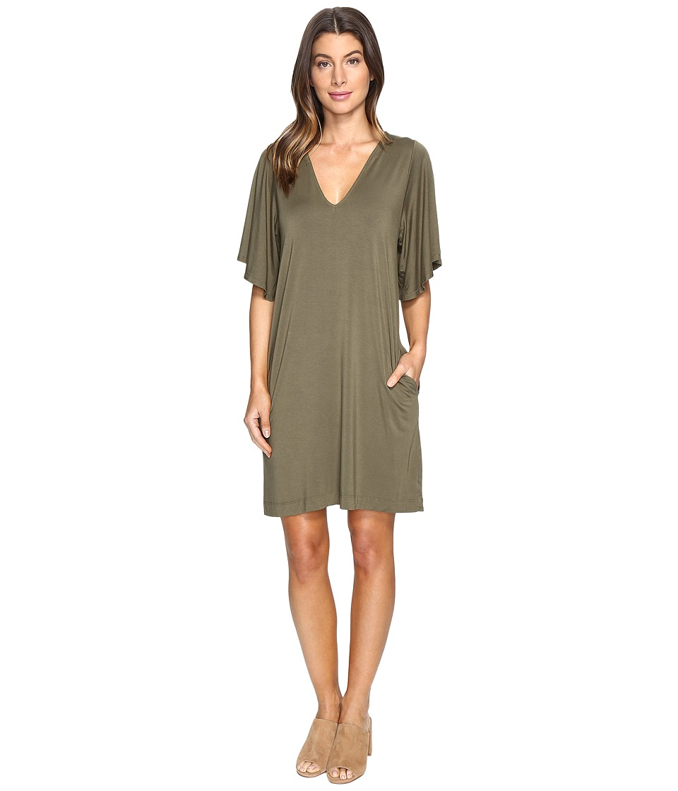 LAmade - Piper Dress (Olive Night) Women's Dress