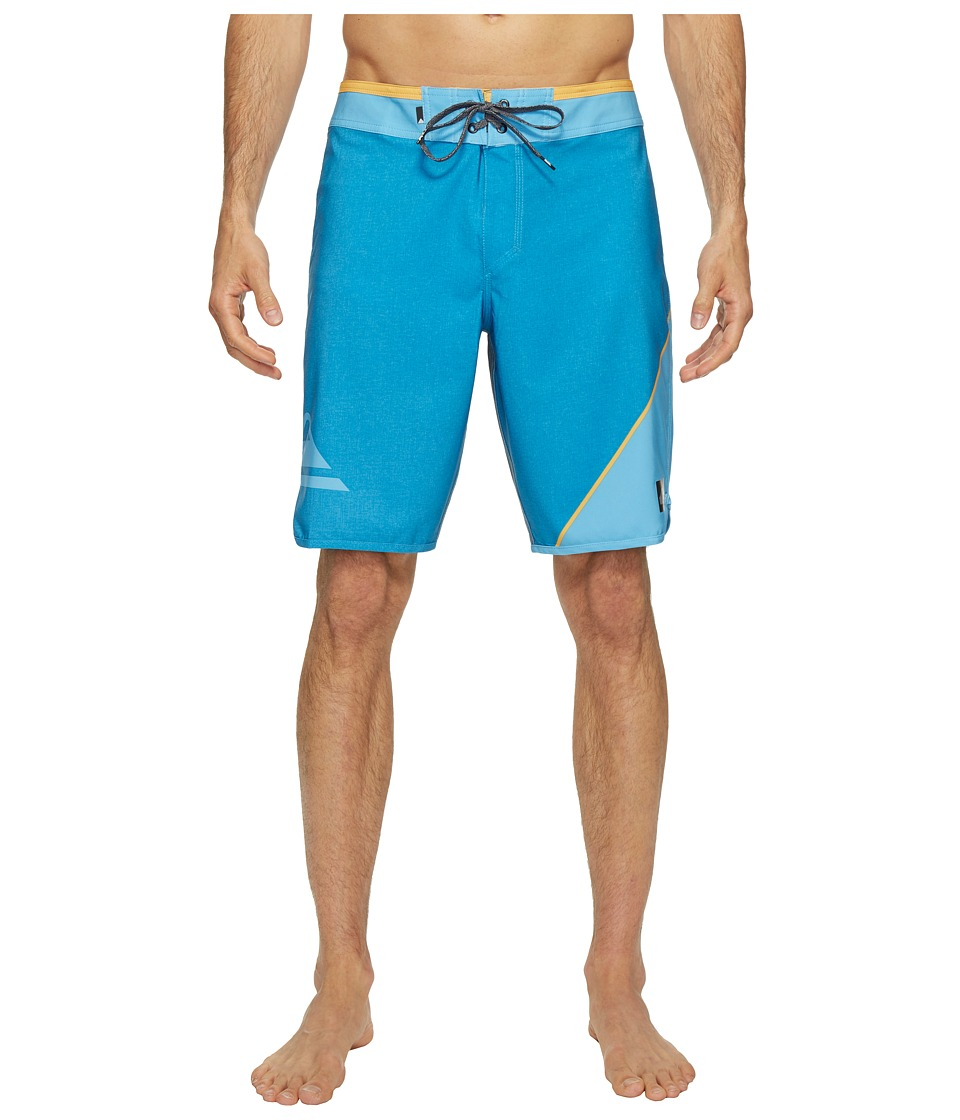 Quiksilver - New Wave Everyday 20 Boardshorts (Bonnie Blue) Men's Swimwear