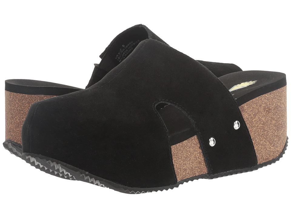 VOLATILE - Margo (Black) Women's Slip on Shoes