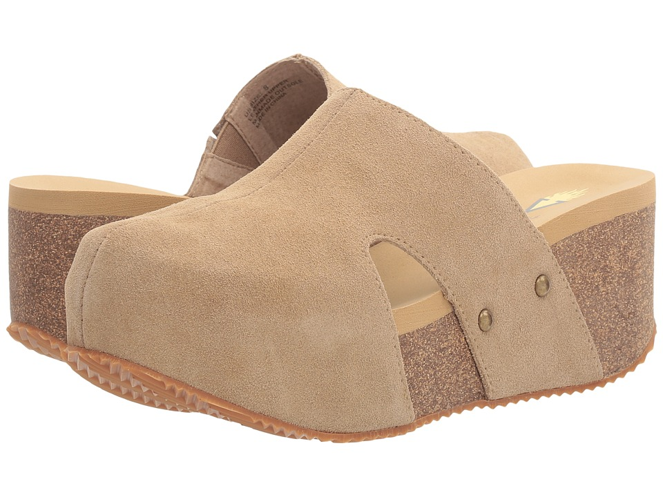 VOLATILE - Margo (Natural) Women's Slip on Shoes