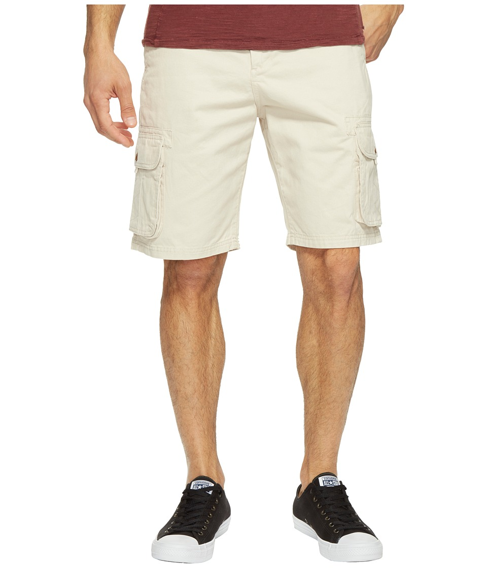Quiksilver - Everyday Deluxe Cargo Shorts (Rainy Day) Men's Shorts