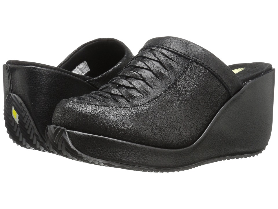 VOLATILE - Striking (Black) Women's Slip on Shoes