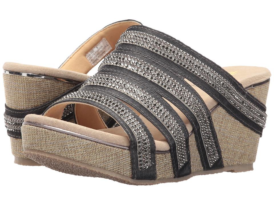 VOLATILE - Sensation (Pewter) Women's Sandals