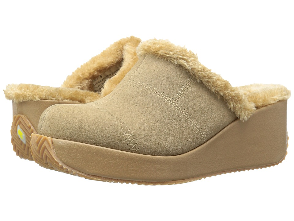 VOLATILE - Impressive (Natural) Women's Slip on Shoes