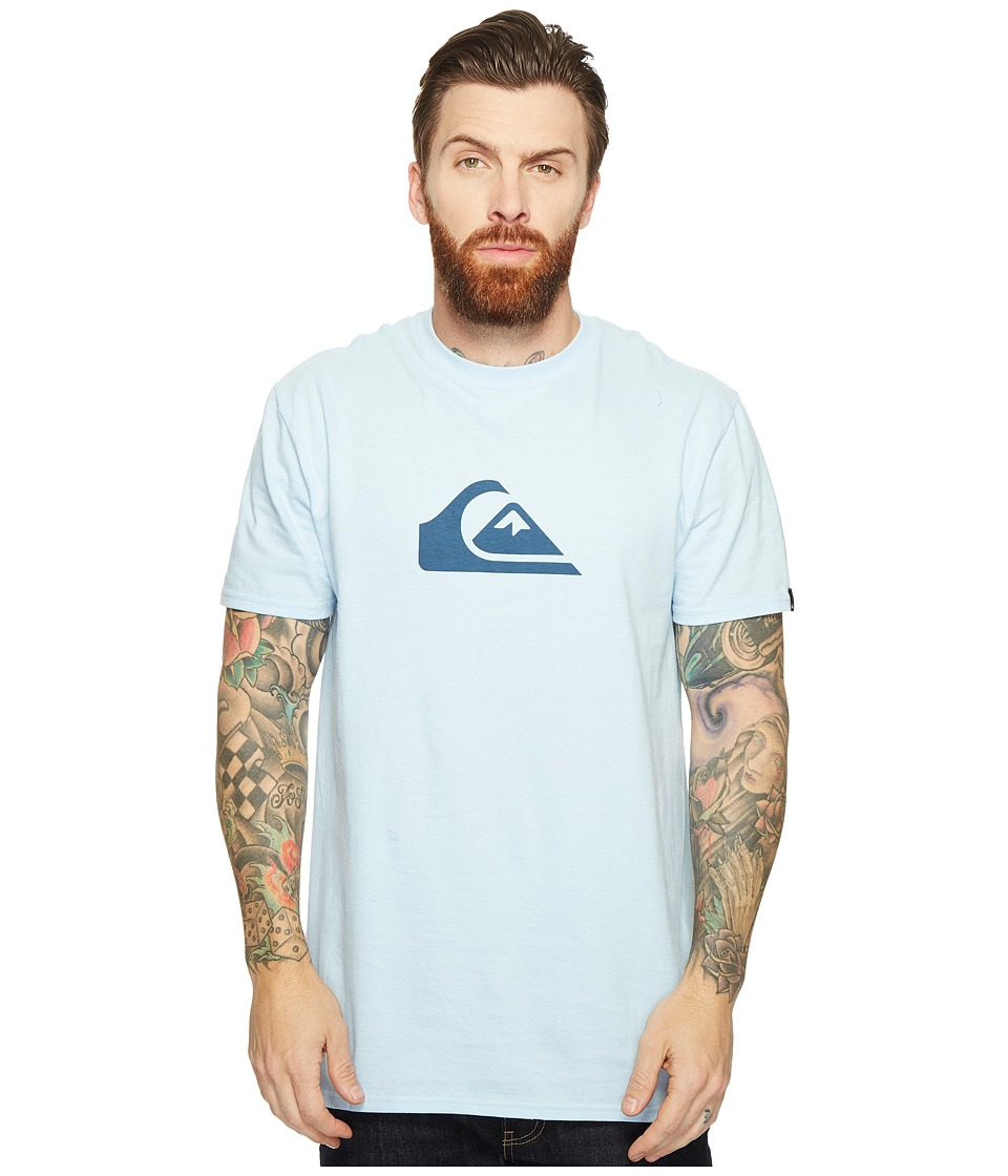 Quiksilver - Mountain Wave Logo Tee (Angel Falls 1) Men's T Shirt