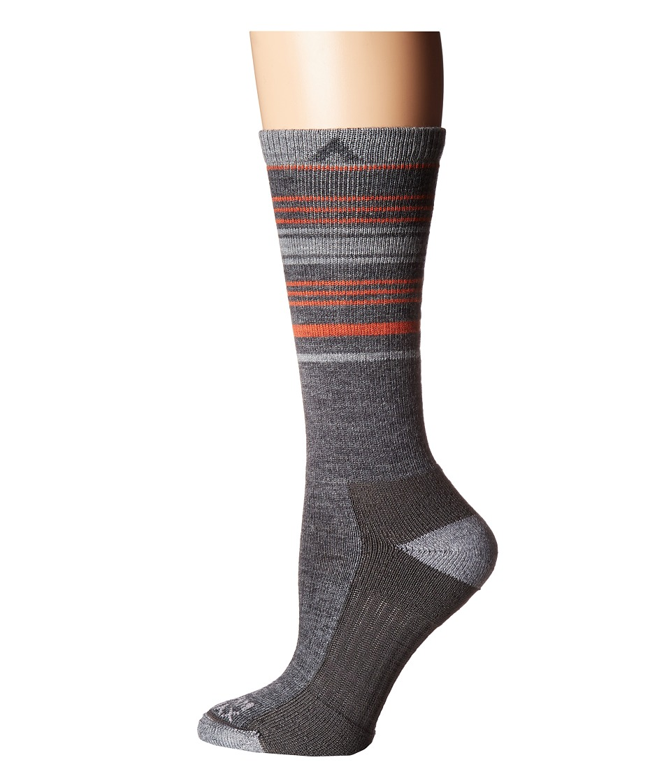 Wigwam - Highline Pro (Red Clay) Women's Crew Cut Socks Shoes