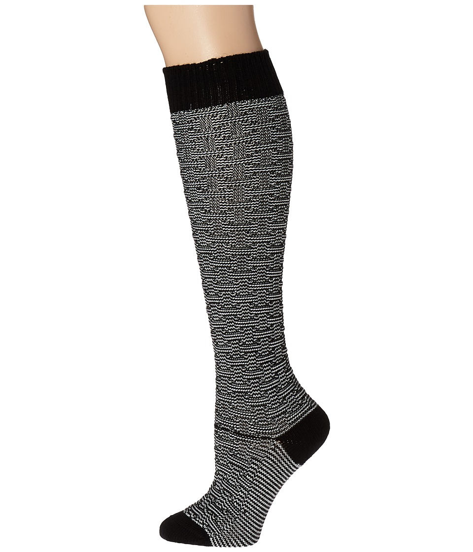 Wigwam - Ryn (Black) Women's Crew Cut Socks Shoes