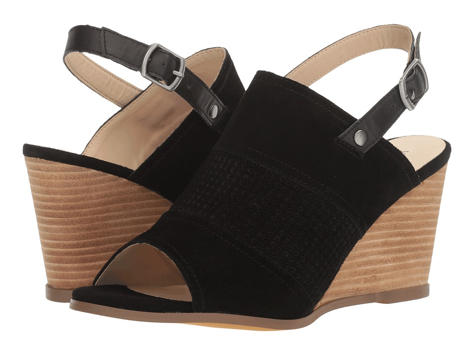 VOLATILE - Hyde (Black) Women's Sandals