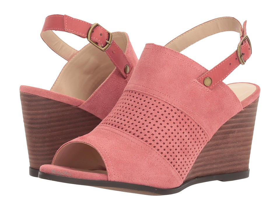 VOLATILE - Hyde (Coral) Women's Sandals
