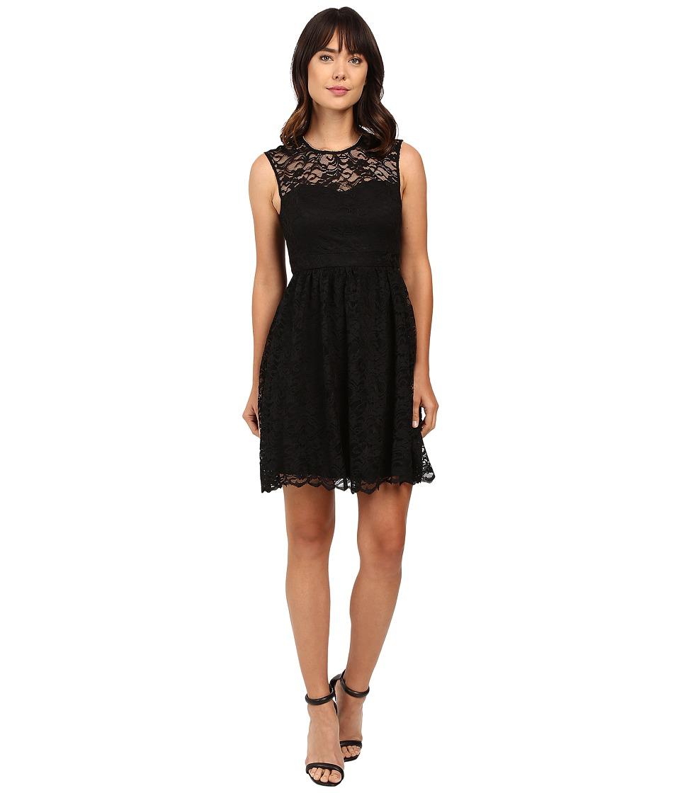 Jessica Simpson - Dress JS6D8963 (Black) Women's Dress