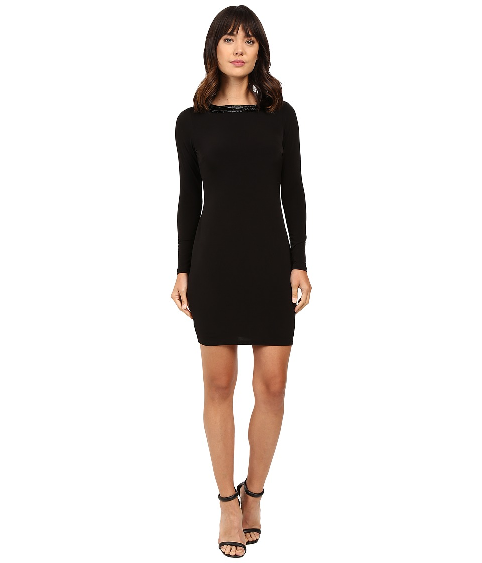 Jessica Simpson Dress JS6D8904 (Black) Women