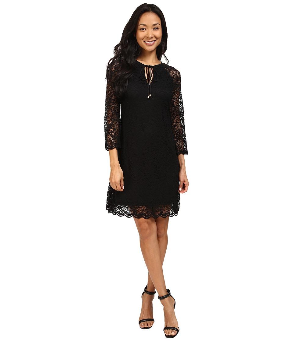 Jessica Simpson Dress JS6D8745 (Black) Women