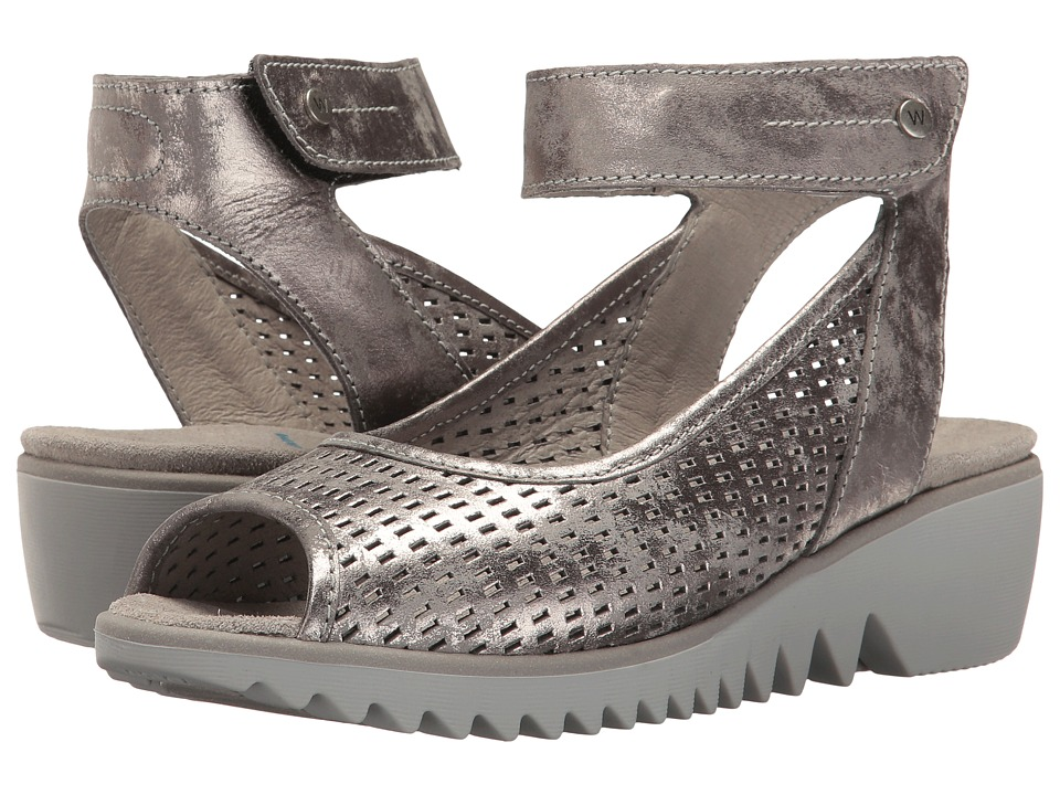 Wolky - Frosty (Light Gray) Women's Shoes