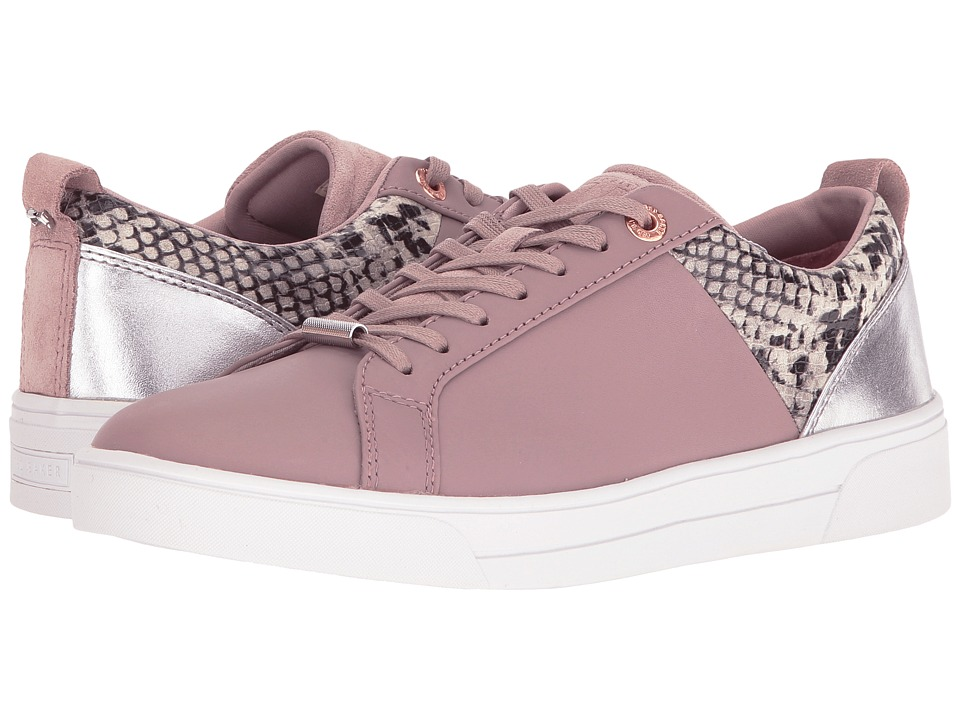 Ted Baker - Kulei (Mink Leather/PU) Women's Lace up casual Shoes