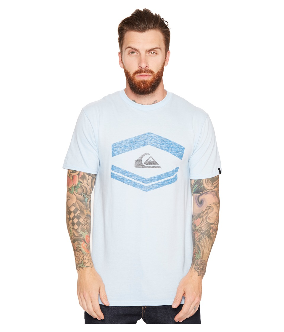 Quiksilver - Friendly Fire Tee (Angel Falls) Men's T Shirt