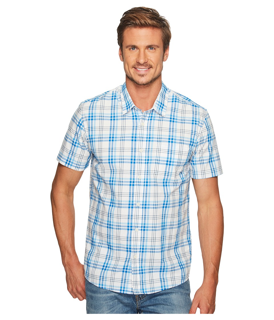 Quiksilver - Tidal Shift Woven (Snow White) Men's Clothing