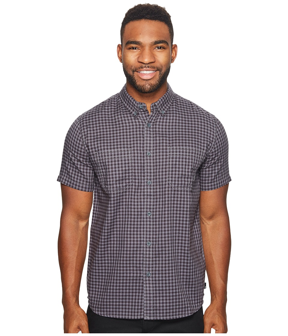 Quiksilver - Forte Night Woven (Quiet Shade) Men's Clothing