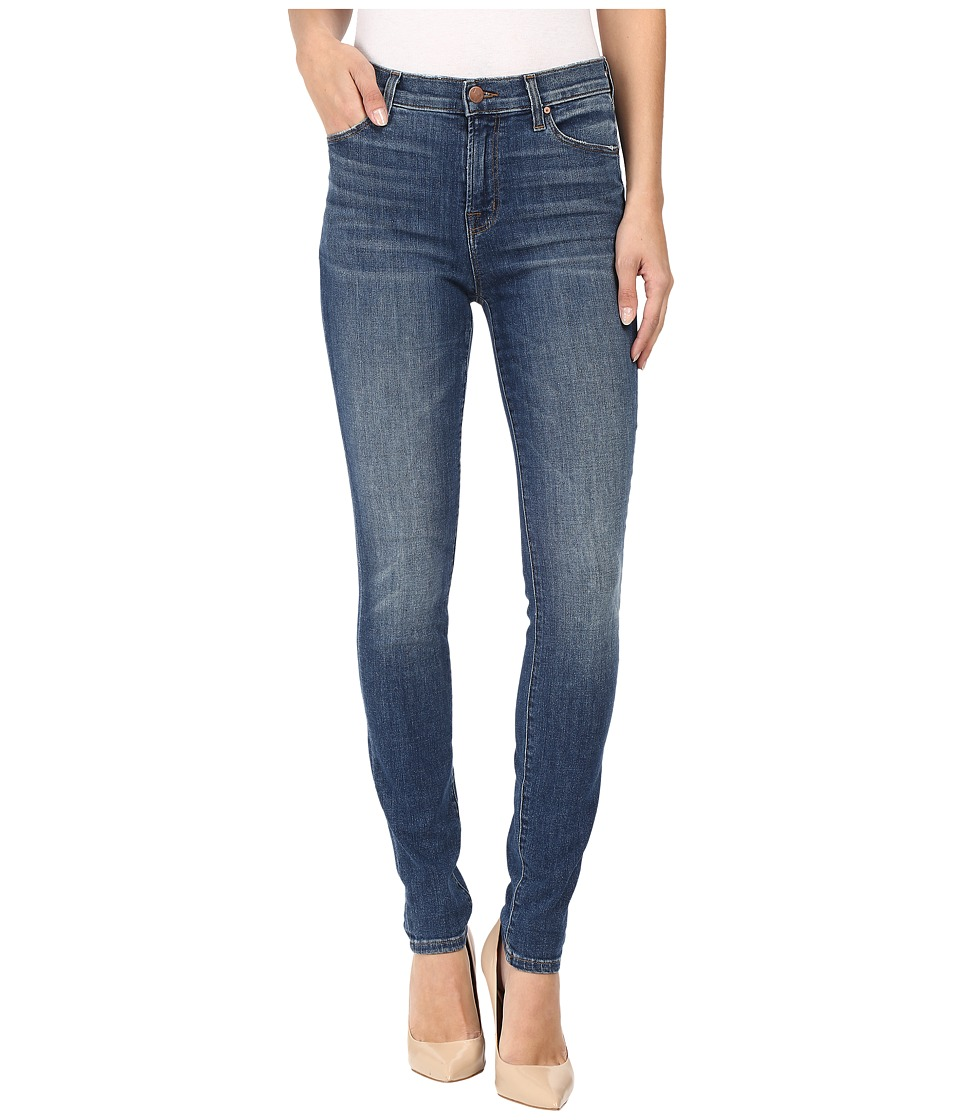 J Brand - Maria High Rise Skinny in Identity (Identity) Women's Jeans