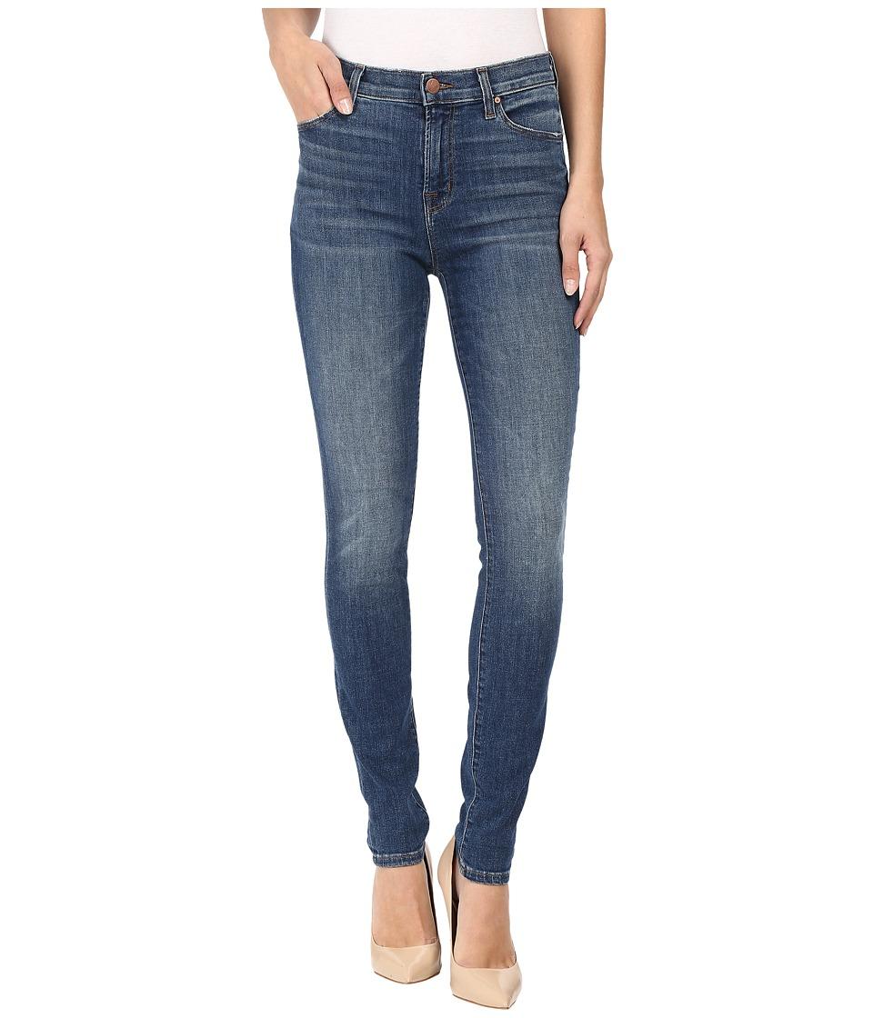 J Brand - Maria High Rise Skinny in Identity (Identity) Women's Jeans