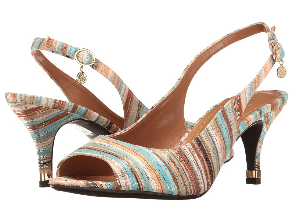 J. Renee - Gardenroad (Pastel Multi) Women's Shoes
