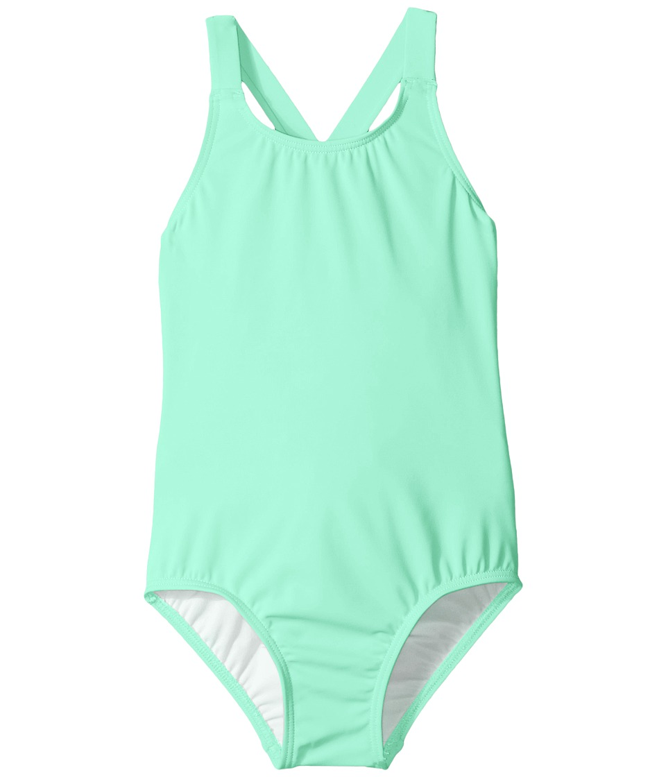Seafolly Kids - Sweet Summer Tank Top (Infant/Toddler/Little Kids) (Mint) Girl's Sleeveless