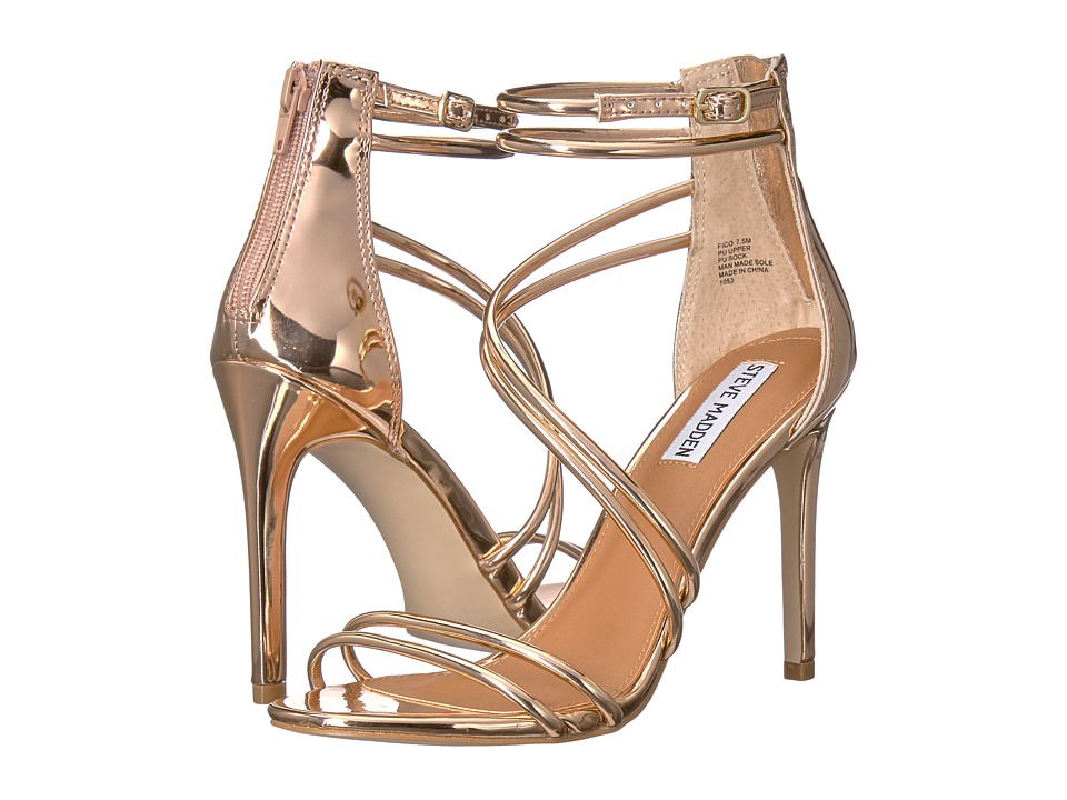 Steve Madden - Fico (Rose Gold) High Heels